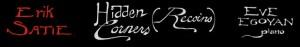 Liner Notes for 'Hidden Corners (Recoins)'