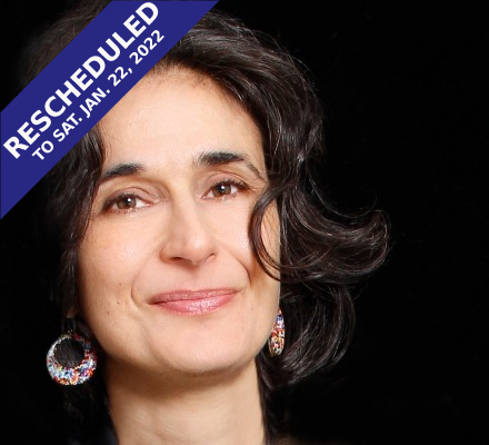 Re-scheduled – 21C Cinq à Sept: Eve Egoyan